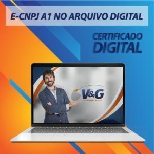 E-CNPJ A1 ARQUIVO DIGITAL